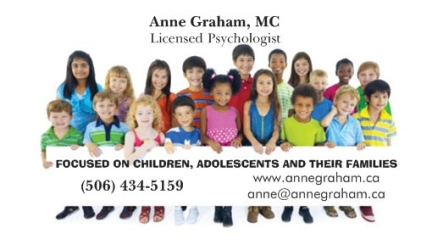Please click to go to AnneGraham.ca Home Page
